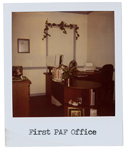 First Patient Advocate Foundation Office
